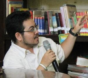 Talk Show Parenting at SD Tumbuh Yogyakarta
